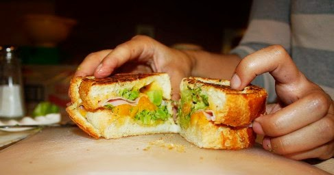 Video Tutorial: Broccoli Grilled Cheese Sandwich