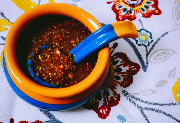 Chile Seco SalsaRecipe
