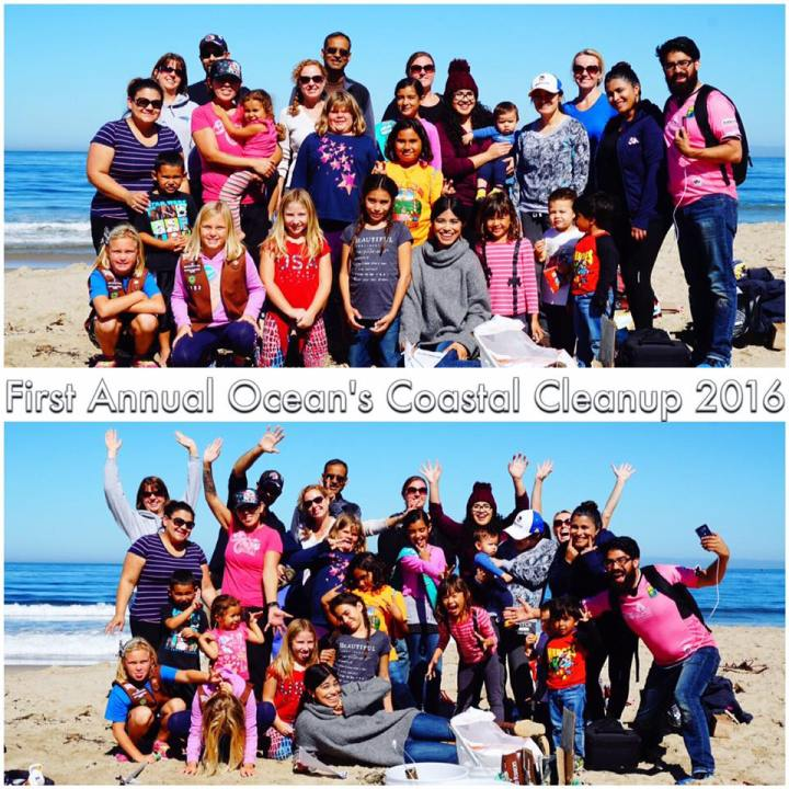 Second Annual Ocean's Coastal Cleanup 2017